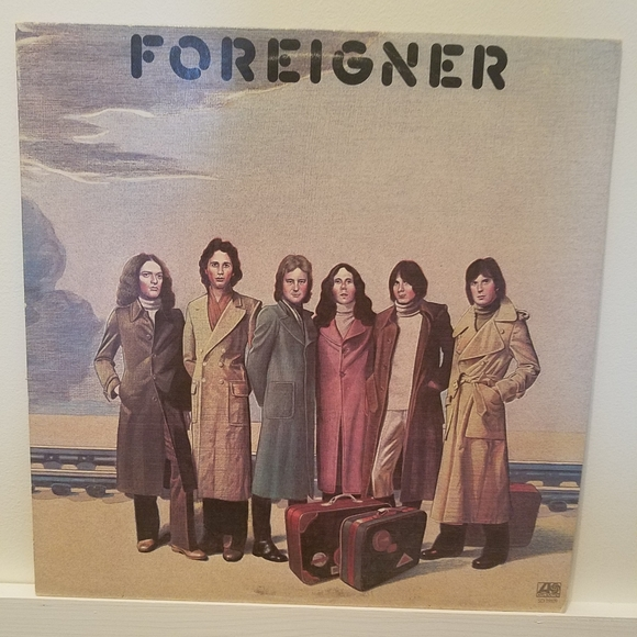 FOREIGNER VINYL/RECORD